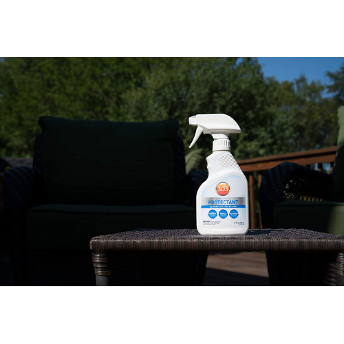303 Aerospace Protectant - Protectie UV Plastice / PVC / Hypalon, 295ml
