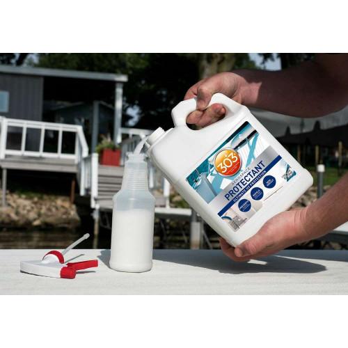 303 Aerospace Protectant - Protectie UV Plastice / PVC / Hypalon, 3.8L