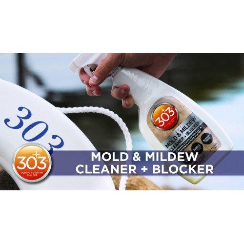 Solutie Curatare si Protectie Anti-Mucegai 303 Mold & Mildew Cleaner, 473ml