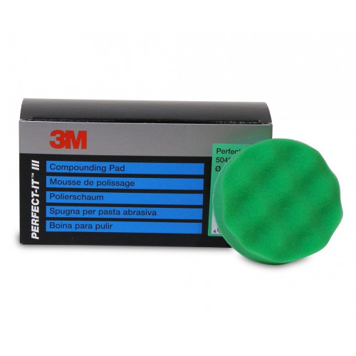 3M Perfect-It-III Compounding Pad - Burete Polish Abraziv 75 mm