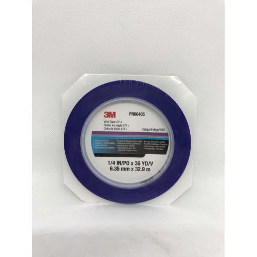 Banda Mascare 3M VFLine Blue, 6mm x 33M