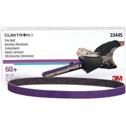 Curea Abraziva 3M Cubitron II File Belt, P60, Set 10buc