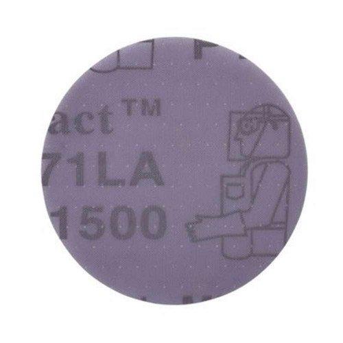 Disc Abraziv 3M Trizact Hookit 471LA, P1500, 75mm