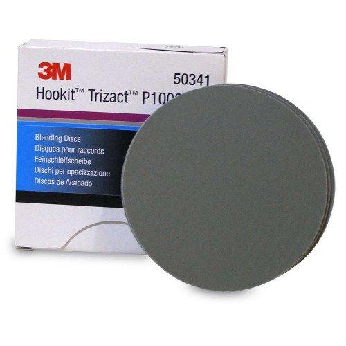 Disc Abraziv 3M Trizact Hookit Blending, P1000, 150mm