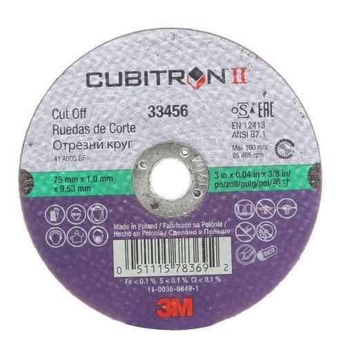 Disc Debitare 3M Cubitron II Cut-Off Wheel, 75mm