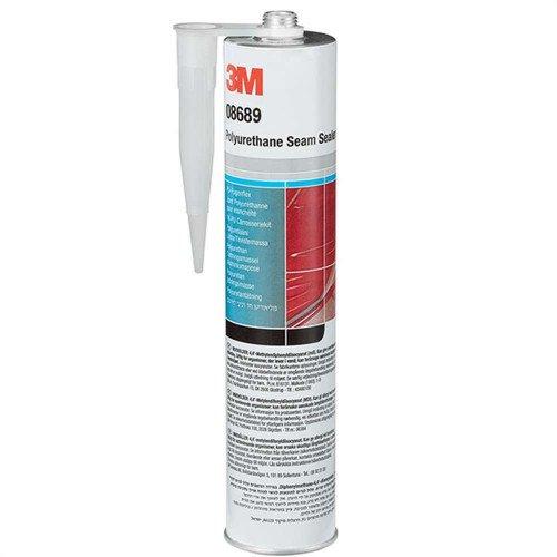 Poliuretan Supravopsibil 3M Polyurethane Seam Sealer, Alb, 310ml