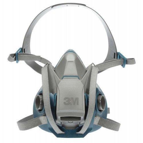 Semi Masca Vopsire 3M Rugget Comfort Quick Latch, Reutilizabila