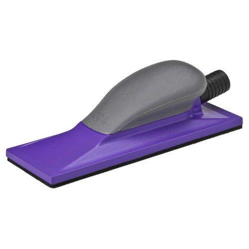 Tampon Slefuire 3M Hookit Purple Multihole, 115 x 225mm
