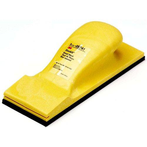Tampon Slefuire Manuala 3M Hookit Hand Block, 70 x 198mm