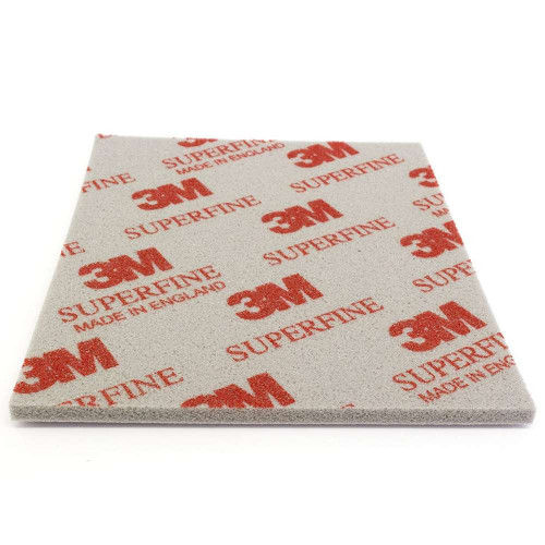 Burete Abraziv Super Fin 3M Soft Back Sanding Sponge
