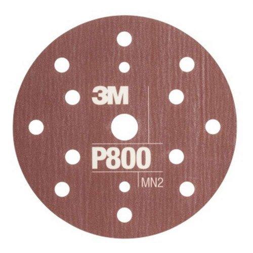 Disc Abraziv Flexibil 3M Hookit P800, 15 Gauri, 152mm