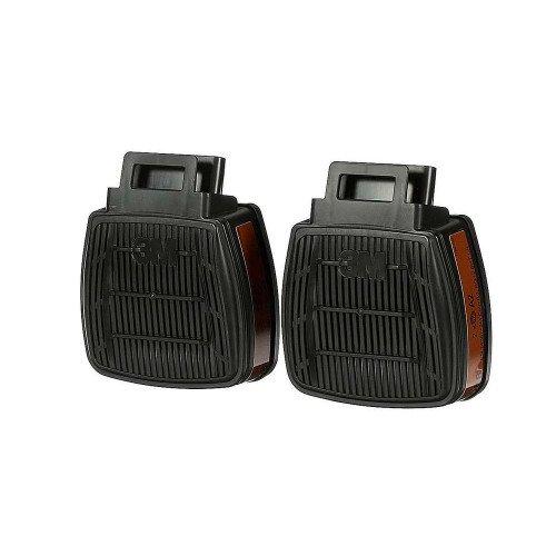 Filtru de Vapori 3M Secure Click Filter A2, Dual Flow, 2buc