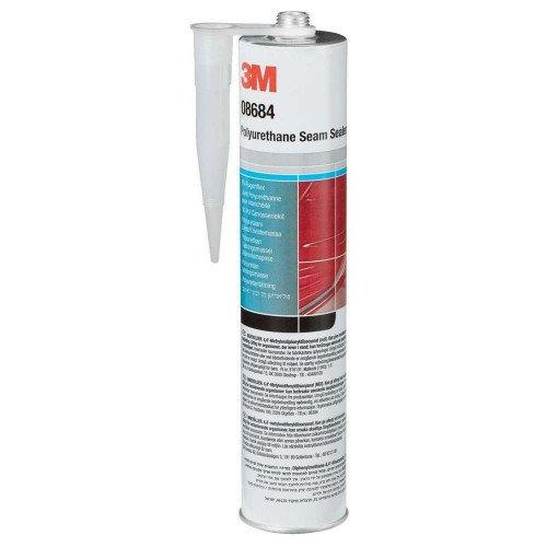 Poliuretan Supravopsibil 3M Polyurethane Seam Sealer, Gri, 310ml
