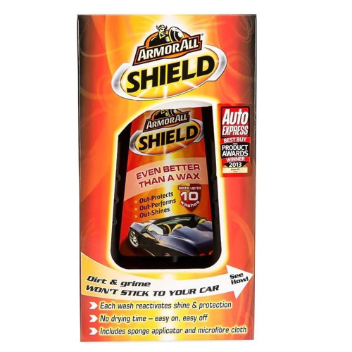 Solutie Detailing Rapid Armor All Shield Wax, 500ml