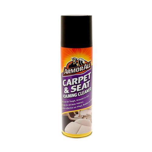 Solutie Curatare Textil Armor All Carpet and Seat Foaming Cleaner, 500ml