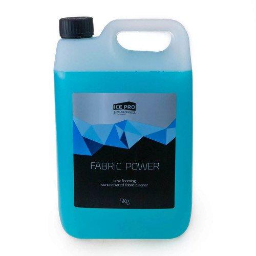 Solutie Curatare Textil Ice Pro Fabric Power, 5kg