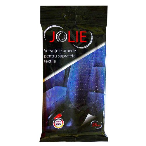Servetele Umede Curatare Textil Jolie, 25buc