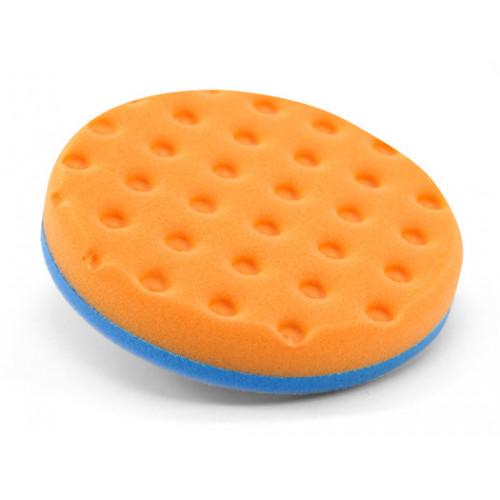 Lake Country Constant Pressure Hi-Gloss Orange CCS Light Cutting Pad - Burete Mediu Abraziv Polish 101 mm