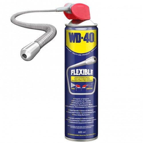 Spray Lubrifiere Multifunctional WD-40 Flexible, 600ml