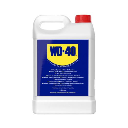 Spray Lubrifiant Multifunctional WD-40, 5L
