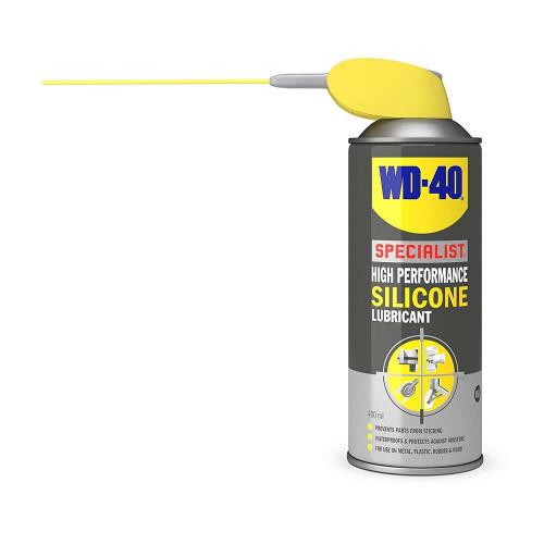 Spray Lubrifiant Silicon WD-40 High Performance Silicone Lubricant, 400ml