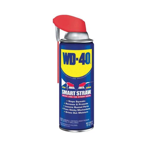 WD-40 Lubrifiant Multifunctional Smart Straw, 450ml