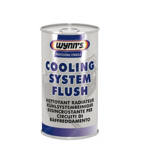 Wynns Cooling System Flush - Solutie Curatare Sistem Racire