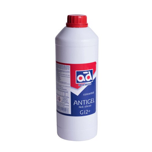 AD Auto Total Antigel G12 Rosu 1.5L