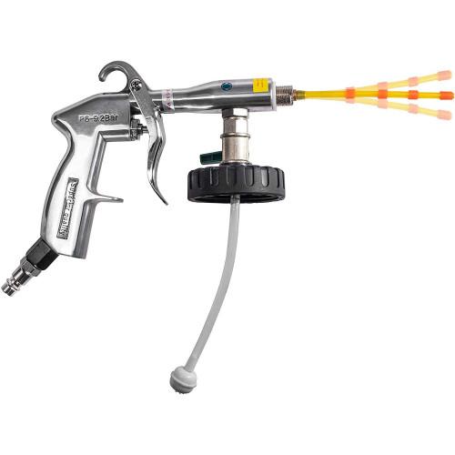 Pistol Premium Pneumatic Profesional cu Perie Benbow Tornador 003,1000ml