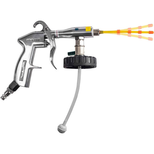 Pistol Premium Pneumatic Profesional Benbow Tornador 002, 1000ml