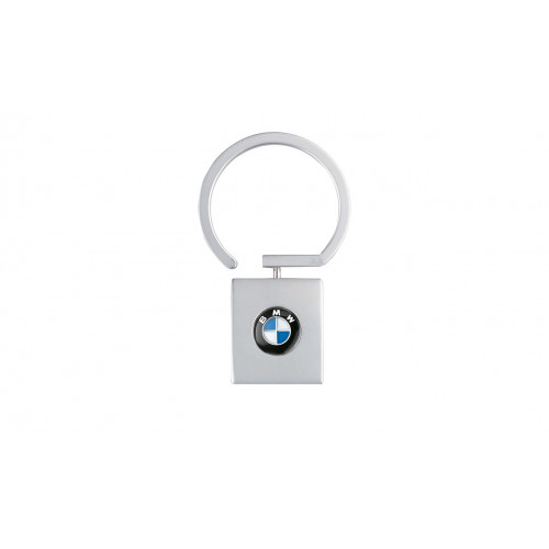 BMW Key Ring Pendant Square - Breloc Chei Patrat