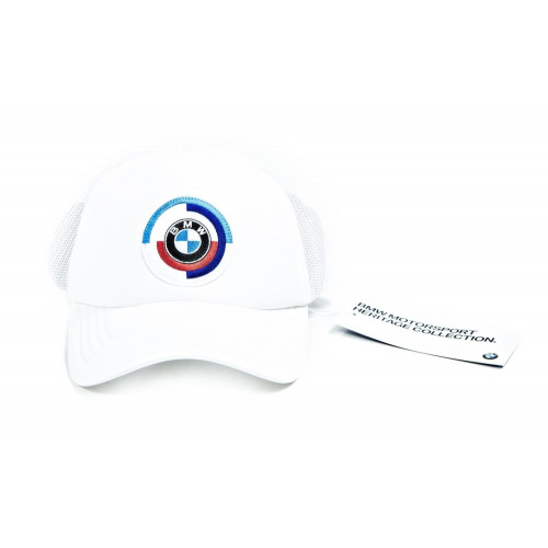 Sapca BMW Motorsport Heritage Cap, Unisex