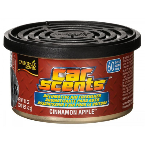 Odorizant Auto California Scents Cinnamon Apple