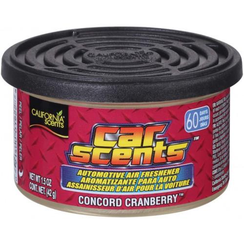 Odorizant Auto California Scents Concord Cranberry