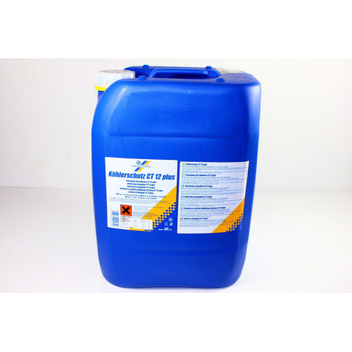 Cartechnic CT12 Plus - Antigel Rosu Concentrat 20L