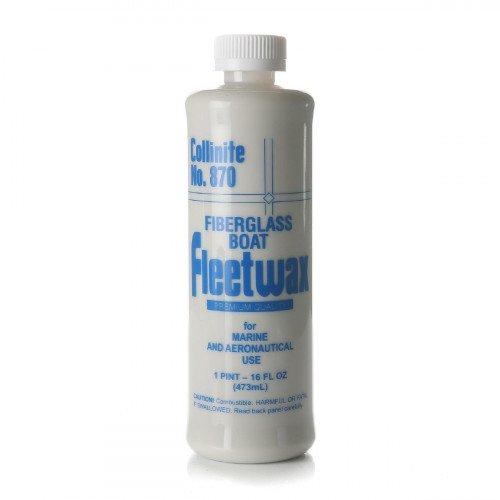Ceara Ambarcatiuni Collinite 870 Fleetwax Liquid Cleaner-Wax 473ml