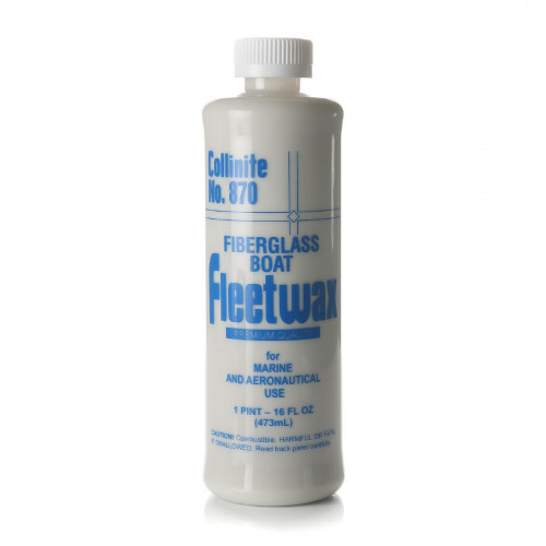 Ceara Ambarcatiuni Collinite 870 Fleetwax Liquid Cleaner-Wax 473ml