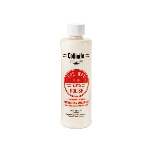 Pasta Polish Collinite 390 Pre Wax Auto Polish, 473ml
