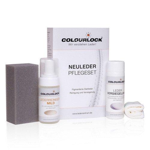 Set Curatare & Protectie Piele Colourlock Mild 125ml & Shield 150ml