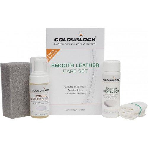 Set Curatare & Protectie Piele Colourlock Strong 125ml & Protector 150ml