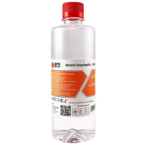 Alcool Izopropilic Pro Detailing, Concentratie 99.9%, 500 ml