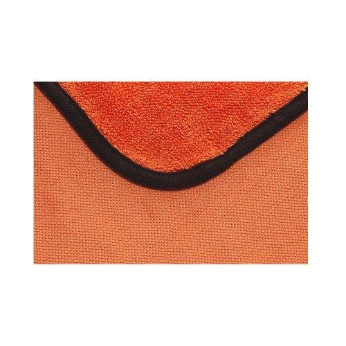 Prosop Uscare Auto ProfiPolish Orange Twister, 85x72cm
