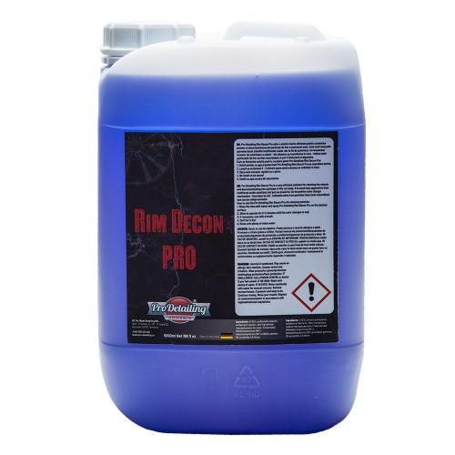 Solutie Curatare Jante Pro Detailing Rim Decon Pro,5L