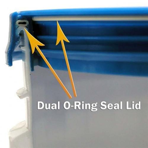 Pro Detailing Gamma Seal Lid - Capac & Garnitura Galeata Spalare