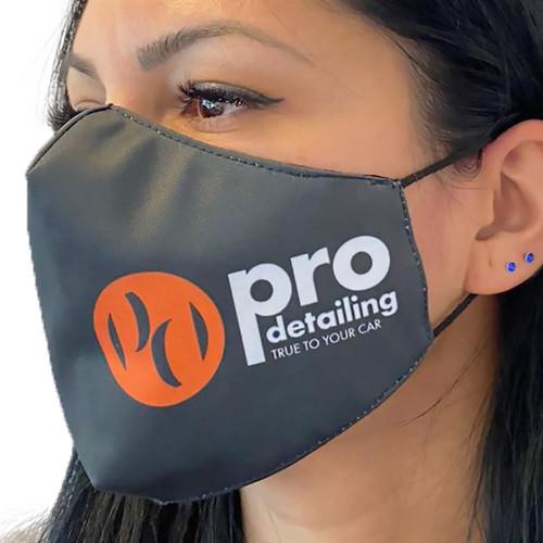 Masca Protectie Textila Reutilizabila Pro Detailing, Fara Adaos Comercial