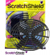 Scratch Shield Black Grit Guard Reglabil