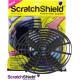 Scratch Shield Black Grit Guard Reglabil