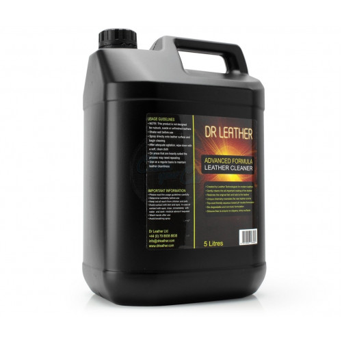 Solutie Curatare Piele Dr Leathers Advanced Liquid Cleaner,5L