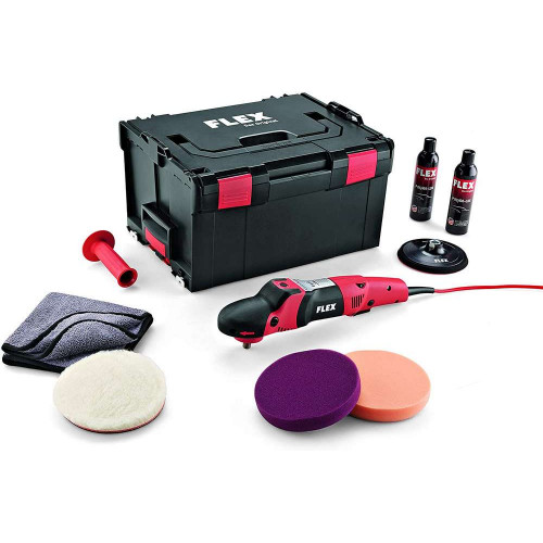 Masina Rotativa Polish Flex PE 14-2 150 Kit