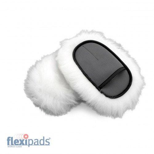 Manusa Blana Merino Spalare Auto Flexipads Soft Wool